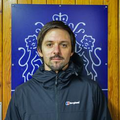 Donovan Chislett - U18 Manager