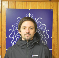 Donovan Chislett: U18 Manager