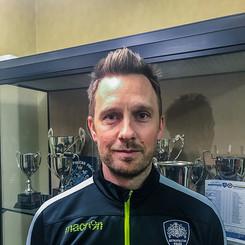 Neil Barrett - U23 Coach