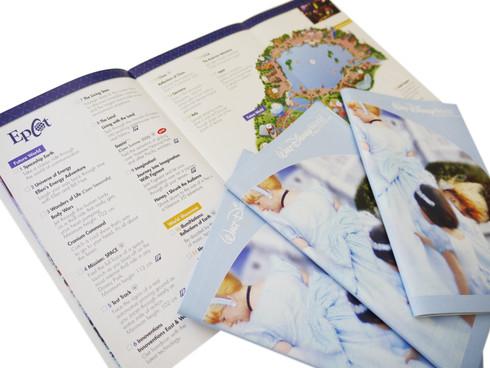 Walt Disney Planning Guide