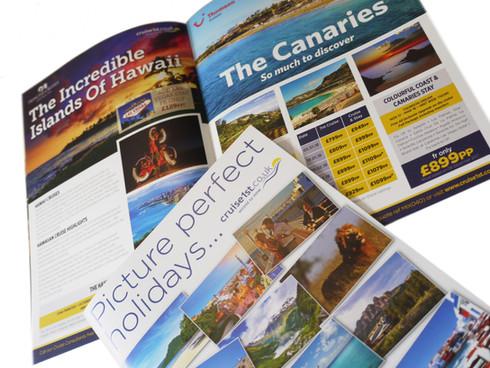 Cruise 1st Brochure