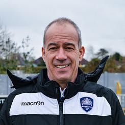 Ian Pendry - Academy Director