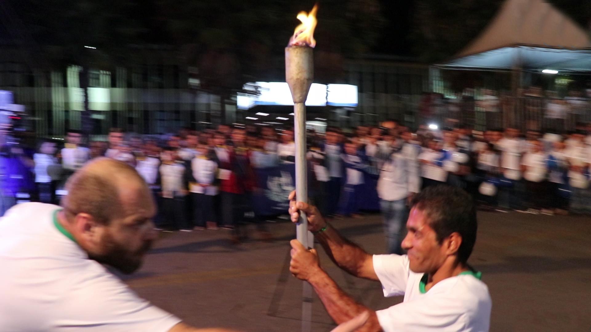 Abertura Olimpiadas APAE 10