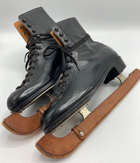Leather Skates