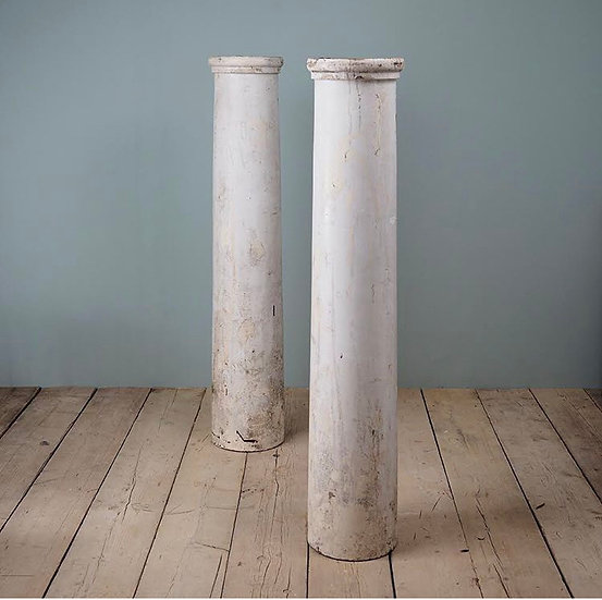Solid Wooden Columns