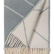 Rita Grey Blanket