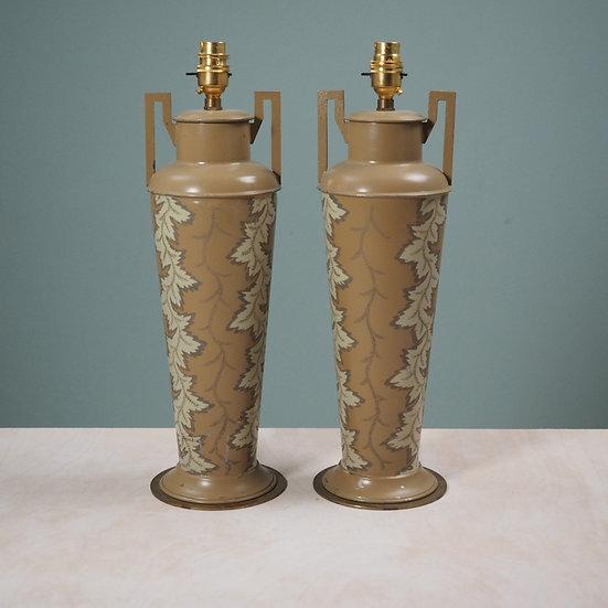 Urn Lamps