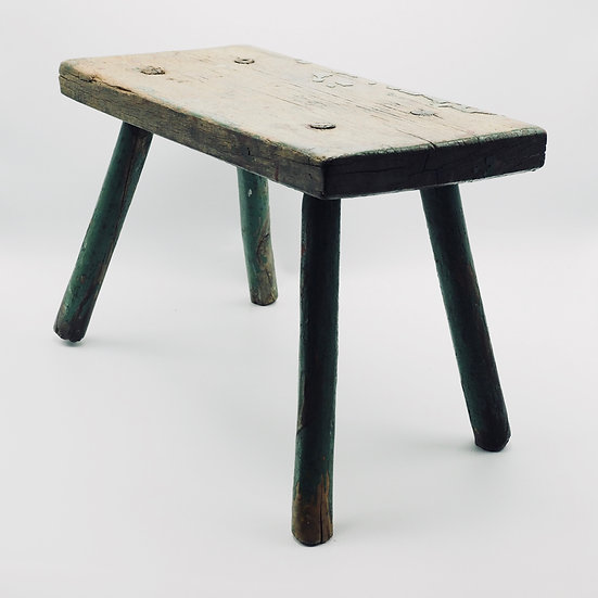 Primitive Milking Stool