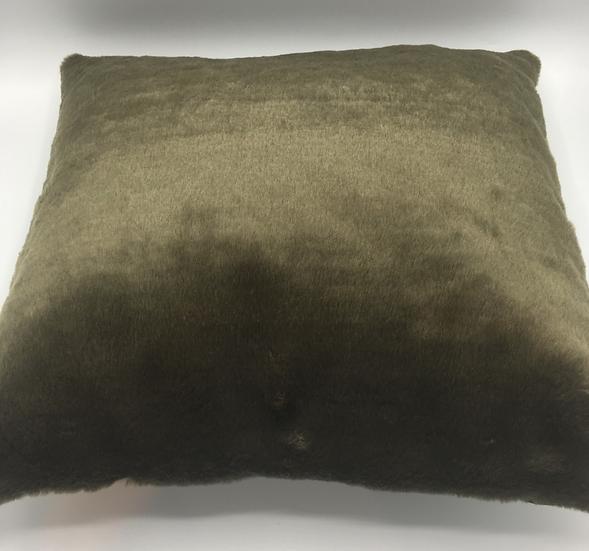 Faux Fabric Cushion