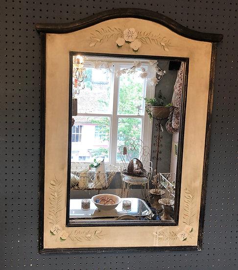 Large Primitive Style Mirror