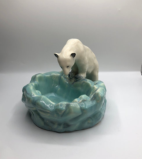 Polar Bear Figure