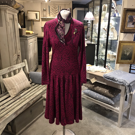 Knitted Wool Dress