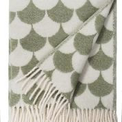 Gerda Powder Green Blanket