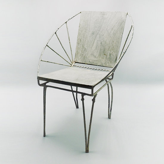 Child's Metal Chair