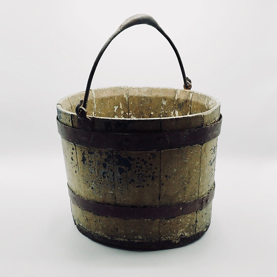 C.19th Rustic Bucket