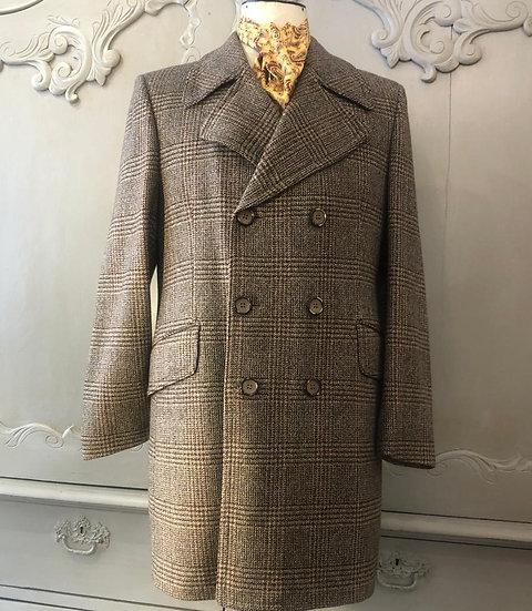 Berwin Wool Overcoat