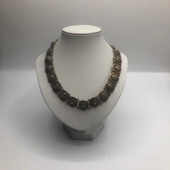 Early David Anderson Collar Necklace