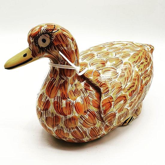 Ceramic Duck