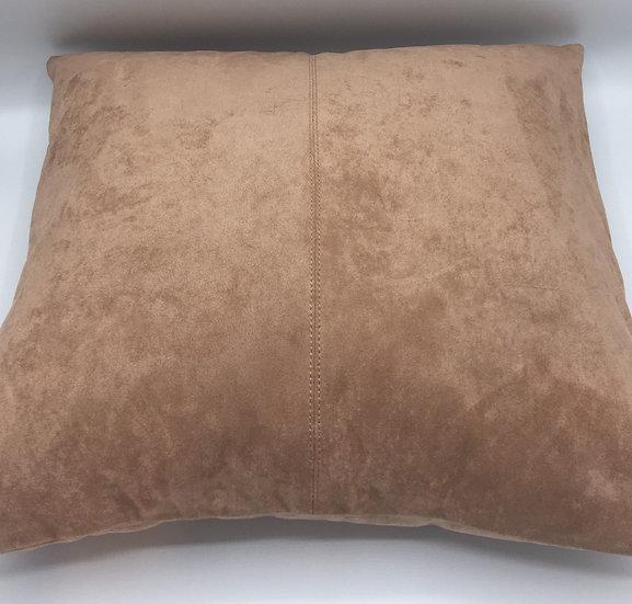Fake Suede Cushion