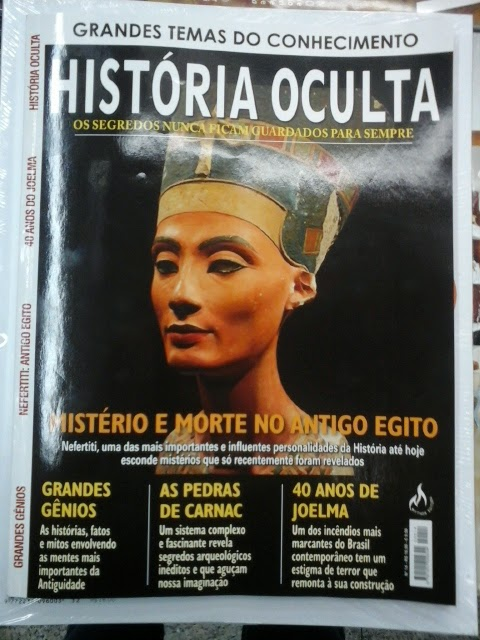 História Osulta Nefertiti