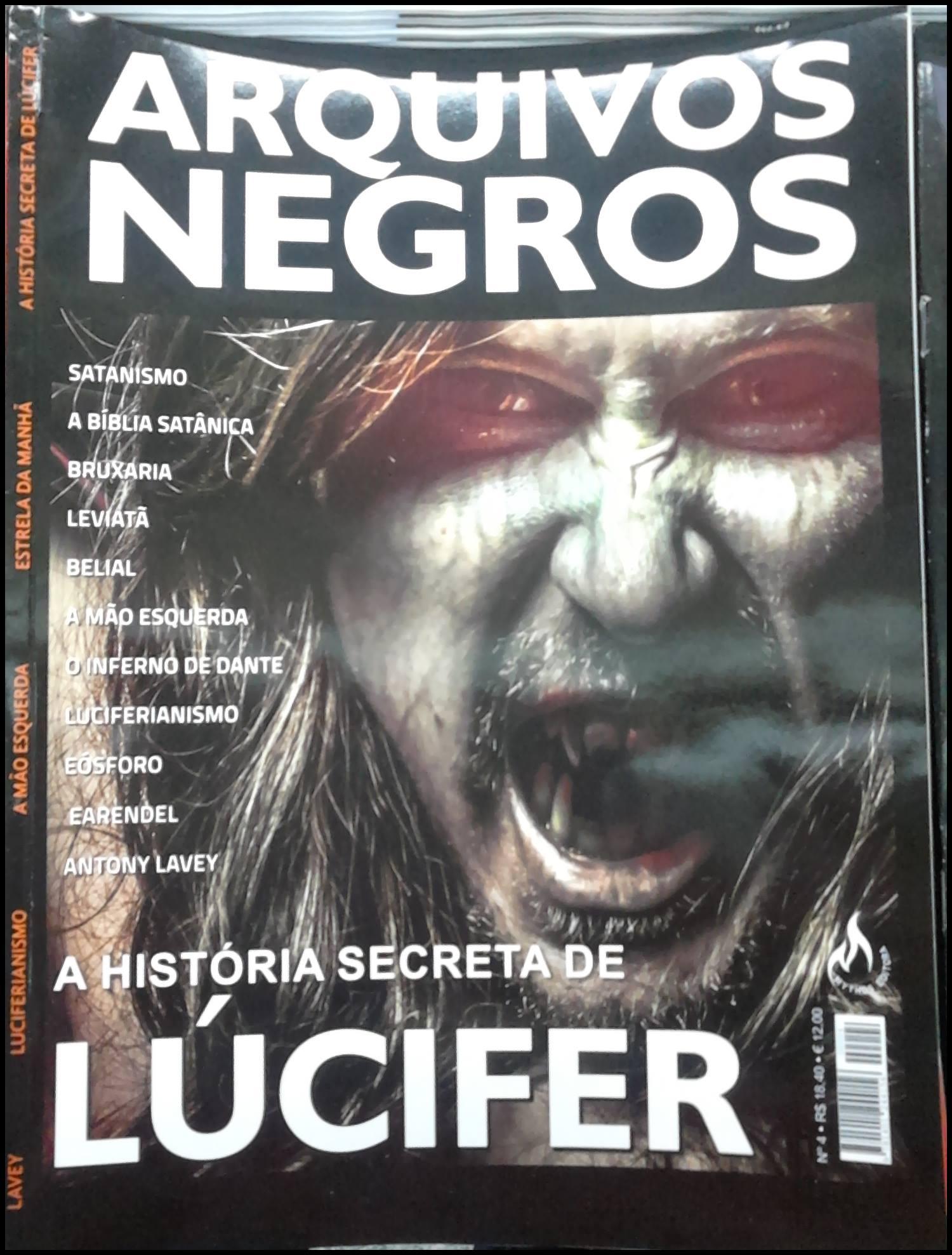 Livros Negros Lúcifer