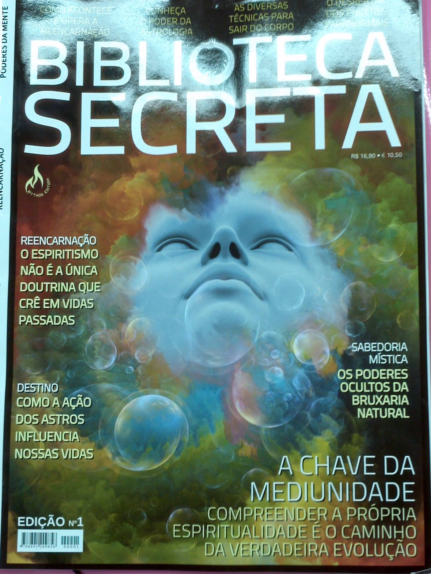 Biblioteca Secreta Parapsicologia