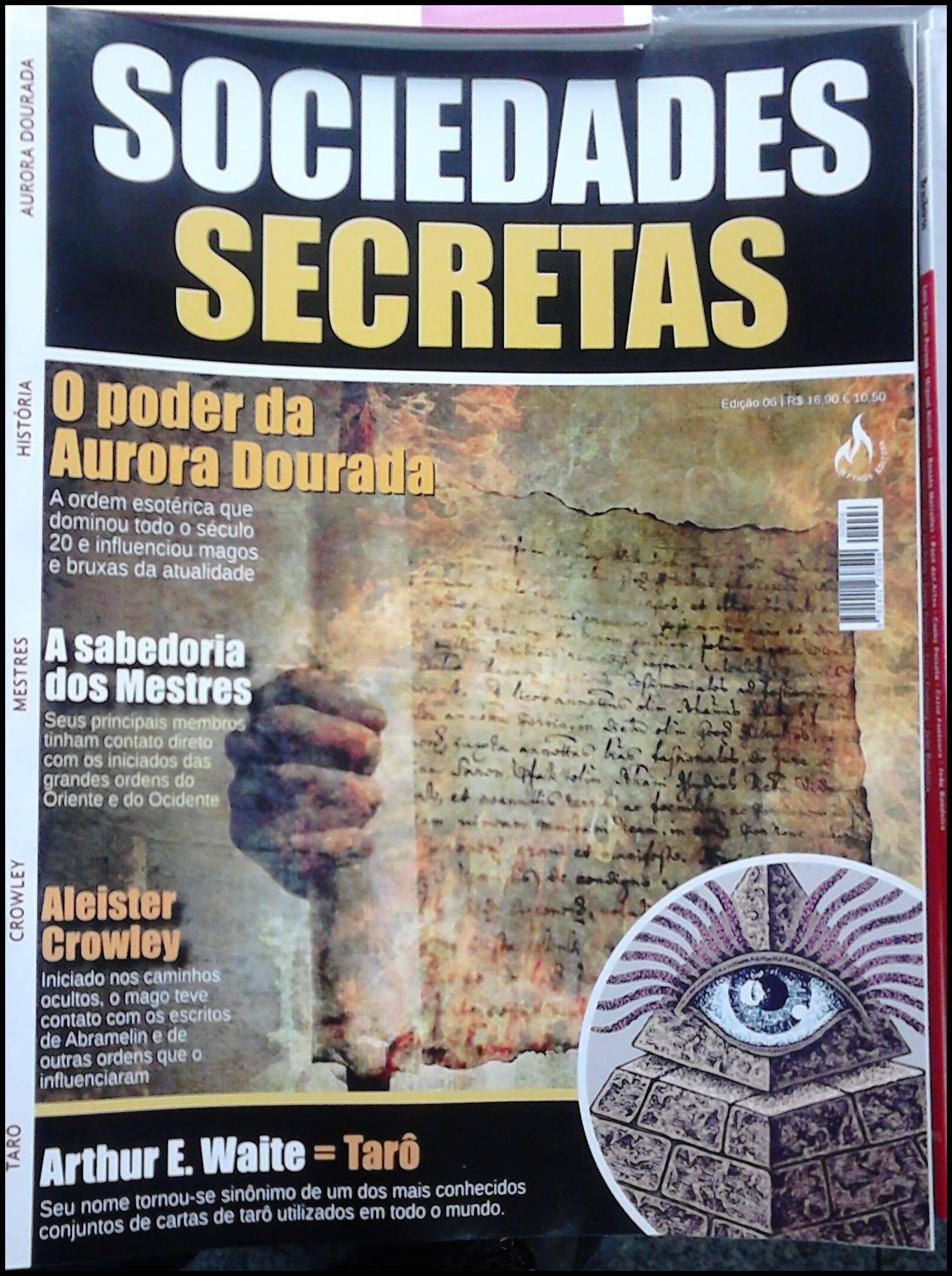 Sociedades Secretas Aurora Dourada