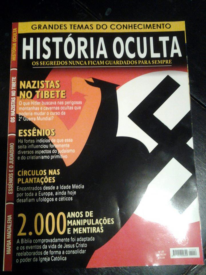 História Oculta Nazismo