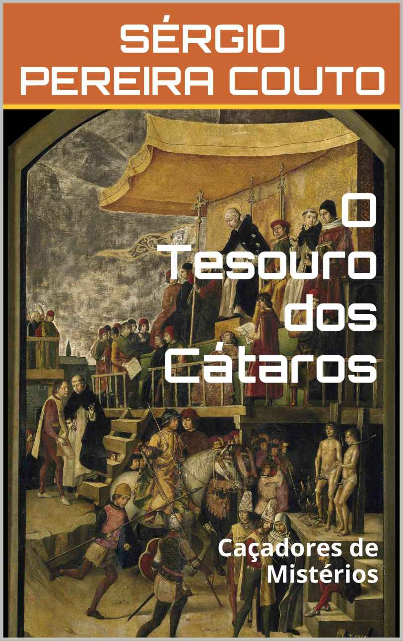 O Tesouro dos Cátaros (ebook)