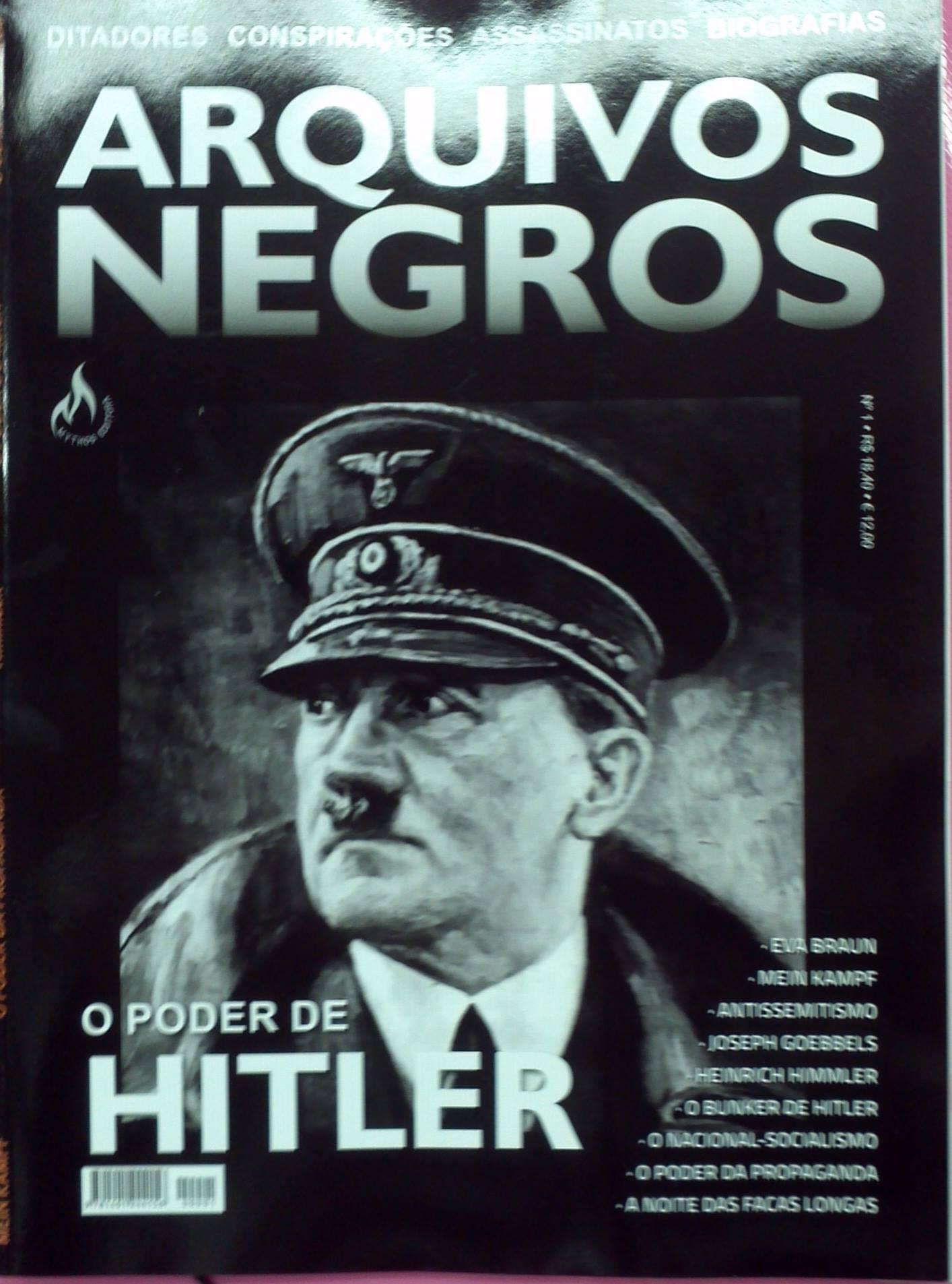 Arquivos Negros Hitler