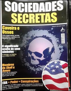 Sociedades Secretas Caveira e Ossos