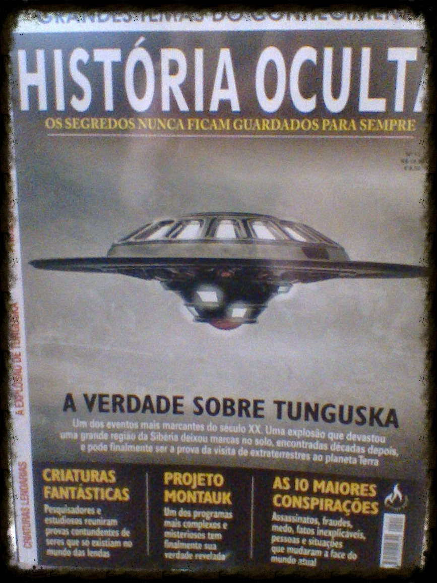 História Oculta Tunguska