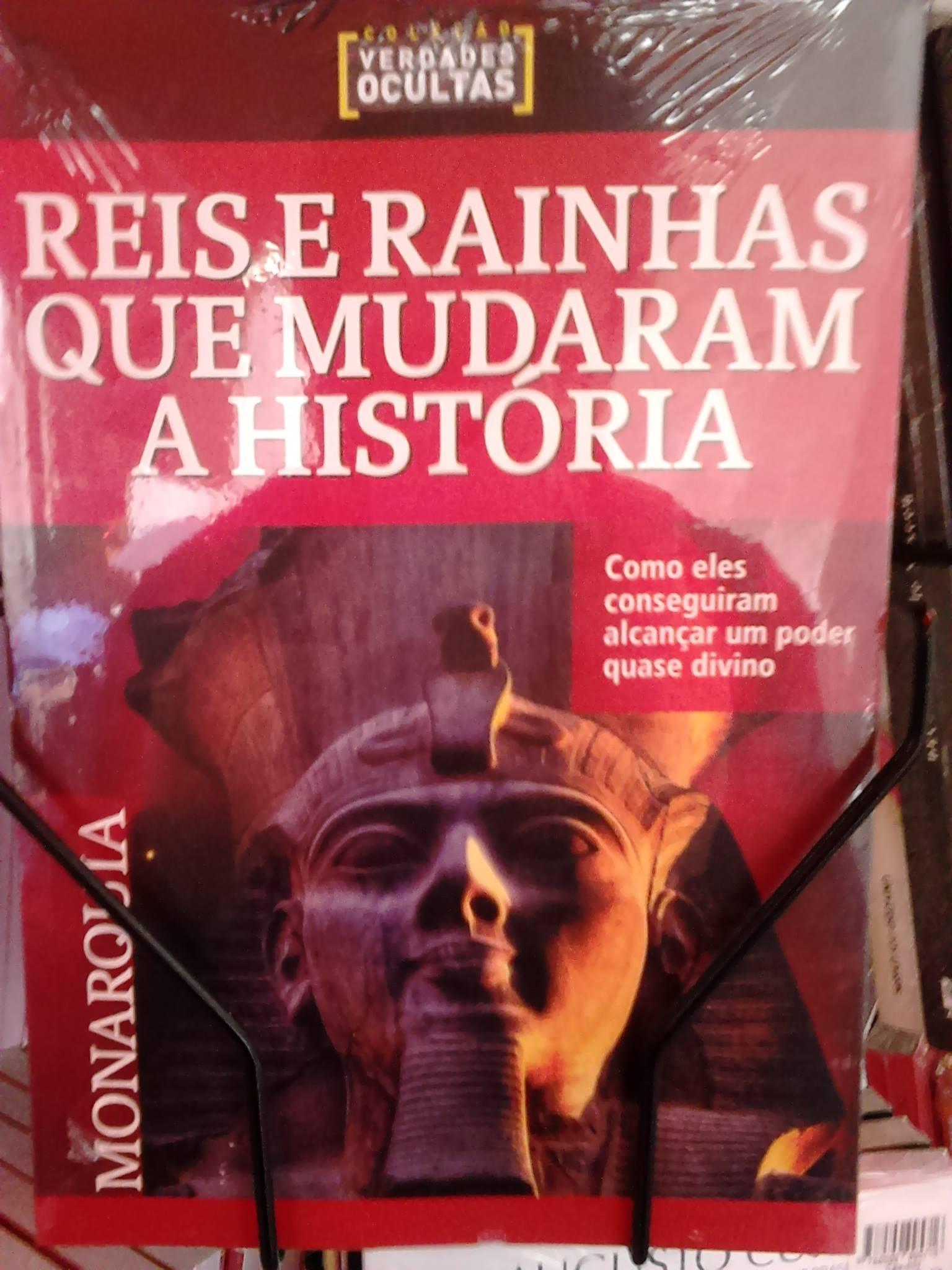 Reis e Rainhas que Mudaram a Históri