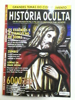 História Oculta Jesus