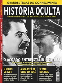 HIstória Oculta Hitler e Stalin