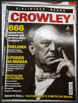 Biblioteca Negra Aleister Crowley