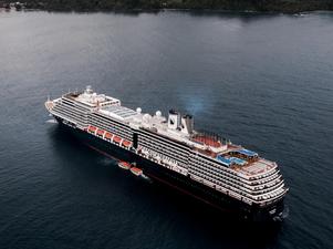 Cruise Ships in lockdown