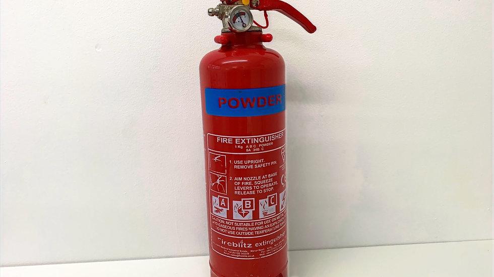 Fireblitz 1kg ABC Extinguisher