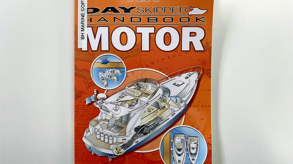 RYA Day Skipper Handbook Motor