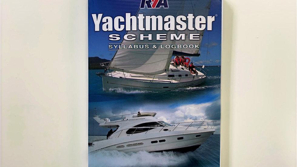 RYA Yachtsmaster Scheme Syllabus and Log