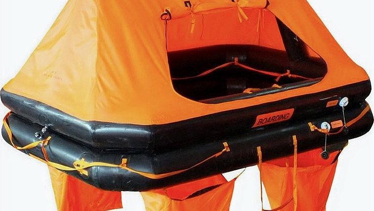 Ocean Standard Liferaft 6 Man