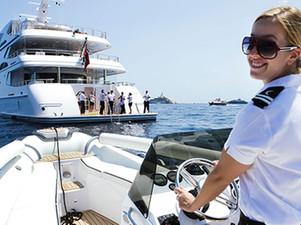 Super Yacht career training
