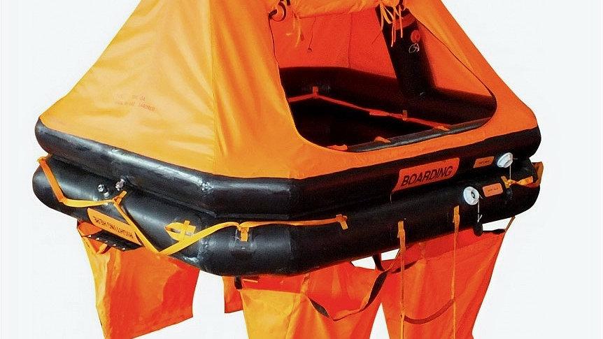 Ocean Standard Liferaft 4 Man