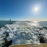 Boat out at sea
