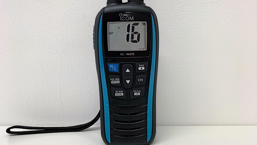 iCOM IC-M25