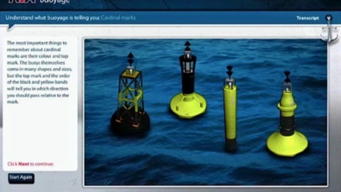 RYA Essential Navigation and Seamanship