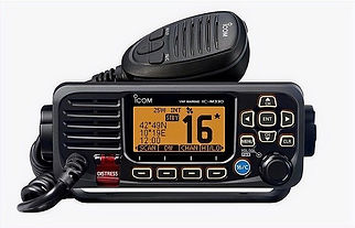 Radio system for marine use