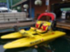 Craig Cat 2-person boat rentals