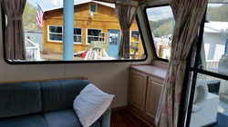 Interior - front of boat