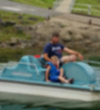 Pedal (Paddle) Boat Rentals, Sutton Lake WV